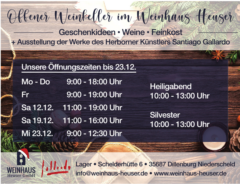 Weinhaus Heuser GmbH