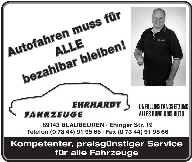 Ehrhardt Fahrzeuge