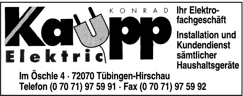 Konrad Kaupp