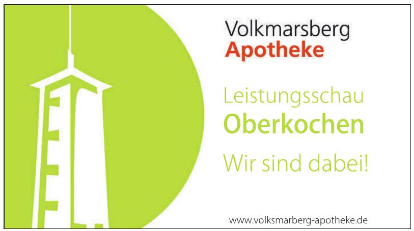 Volkmarsberg Apotheke