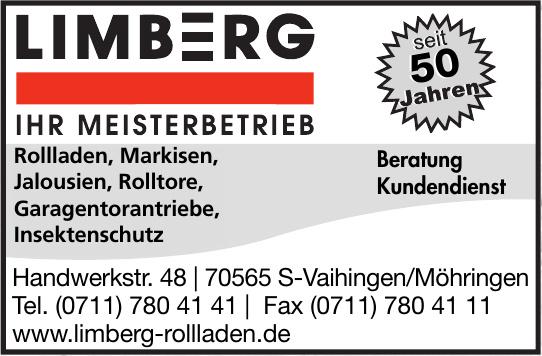Limberg Rollladen