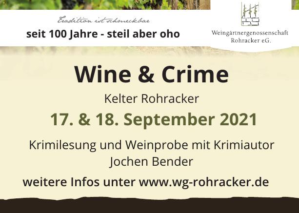 Weingärtnergenossenschaft Rohracker eG