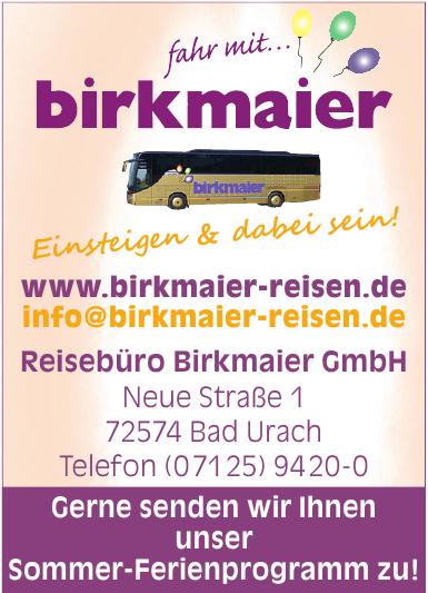 Reisebüro Birkmaier GmbH