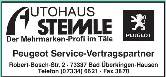 Autohaus Steimle