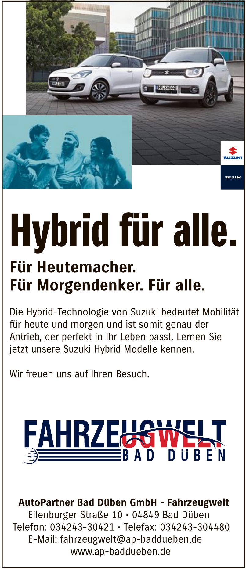 AutoPartner Bad Düben GmbH