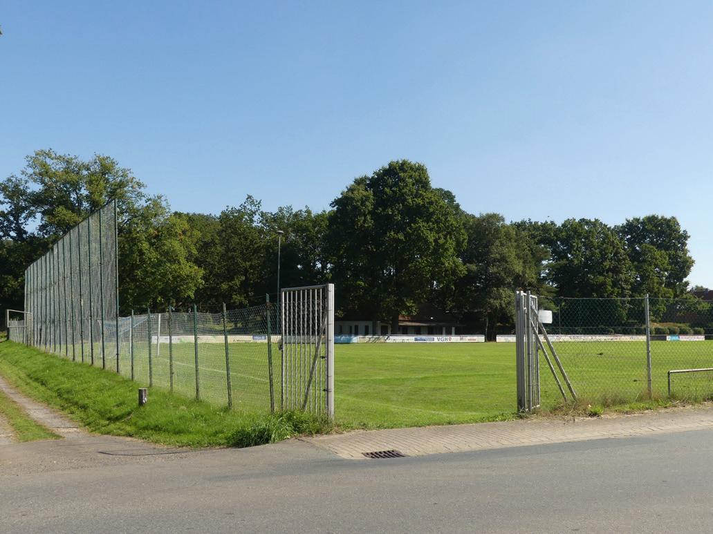 Seniorengerechtes Wohnen auf der Fläche des alten Sportplatzes in Groß Oesingen. Foto: Gesa Walkhoff