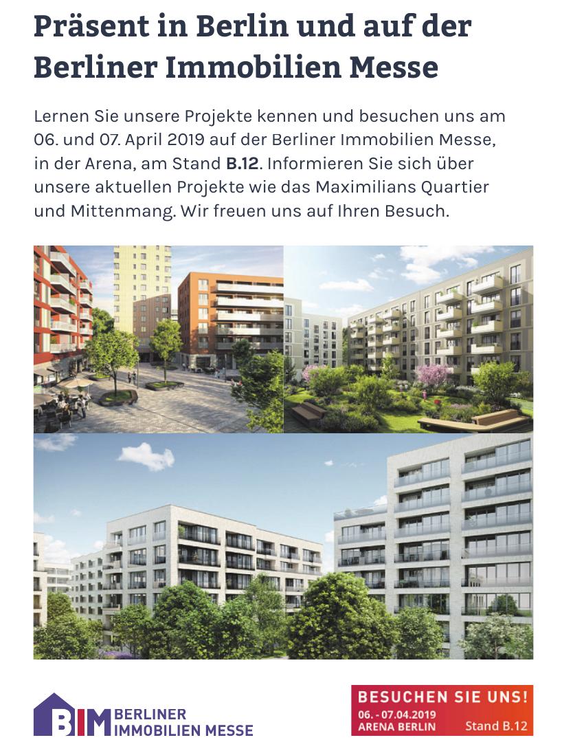 BIM Berliner Immobilien Messe