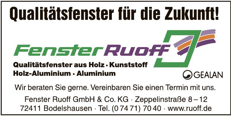 Fenster Ruoff GmbH & Co.KG