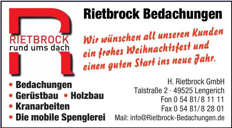 H. Rietbrock GmbH