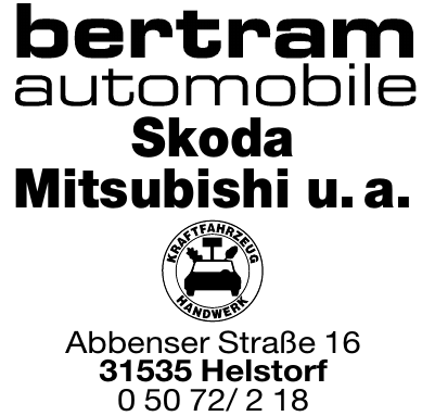 Bertram Automobile