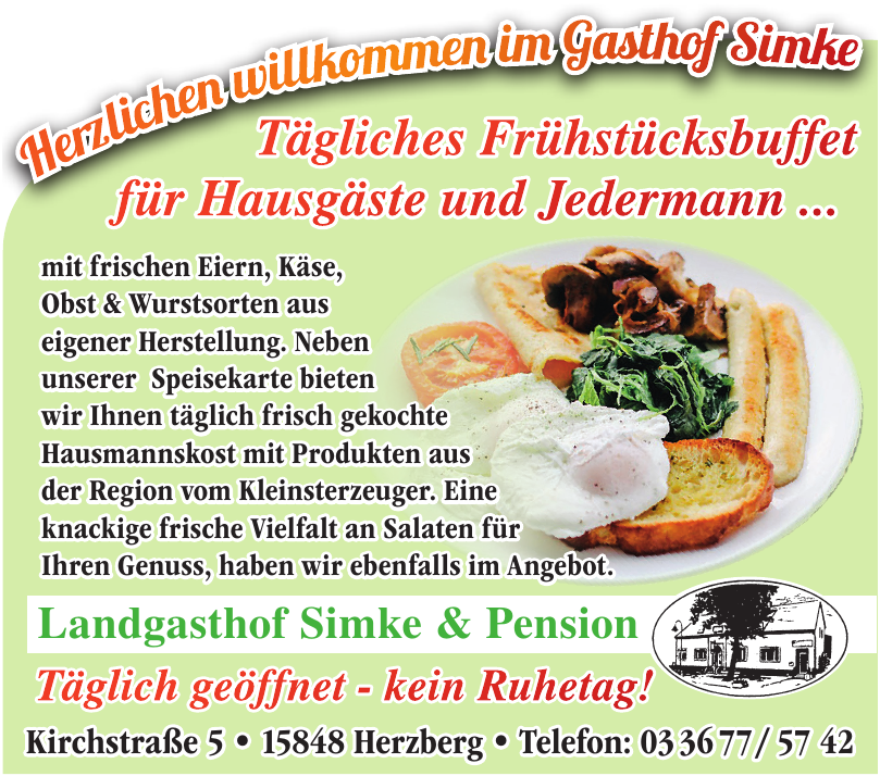 Landgasthof Simke & Pension
