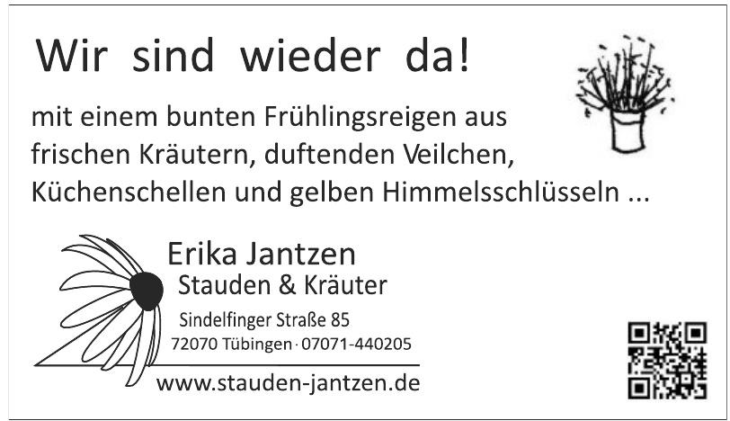 Erika Jantzen Stauden & Kräuter