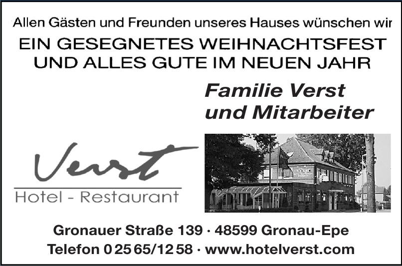 Hotel Verst