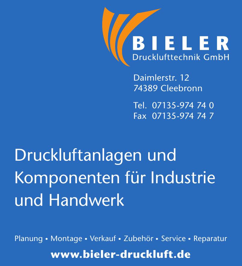 Bieler Drucklufttechnik GmbH