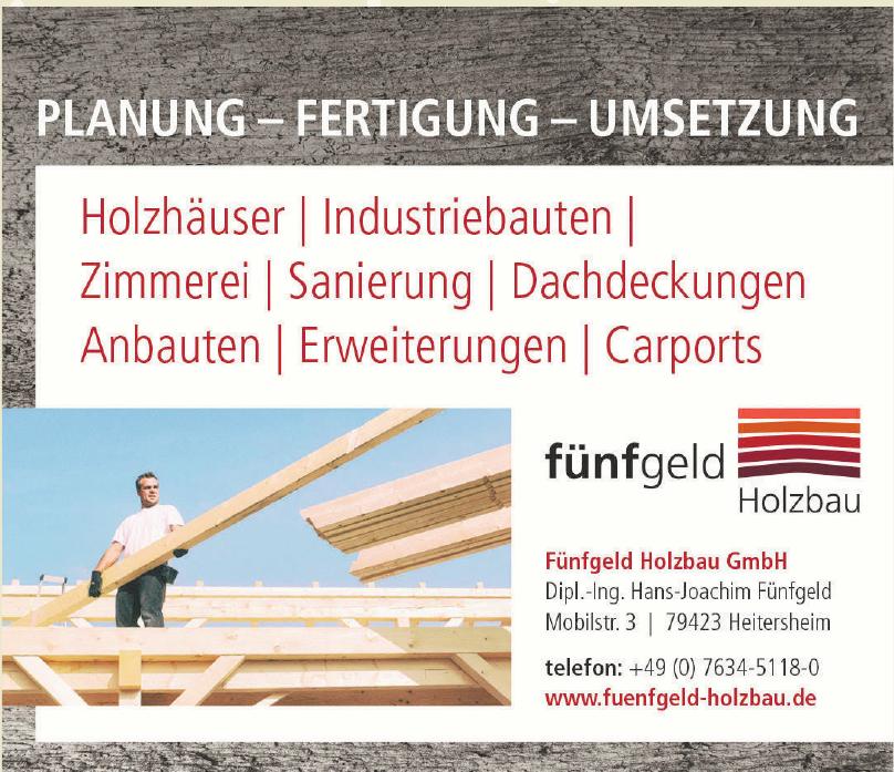 Fünfgeld Holzbau GmbH