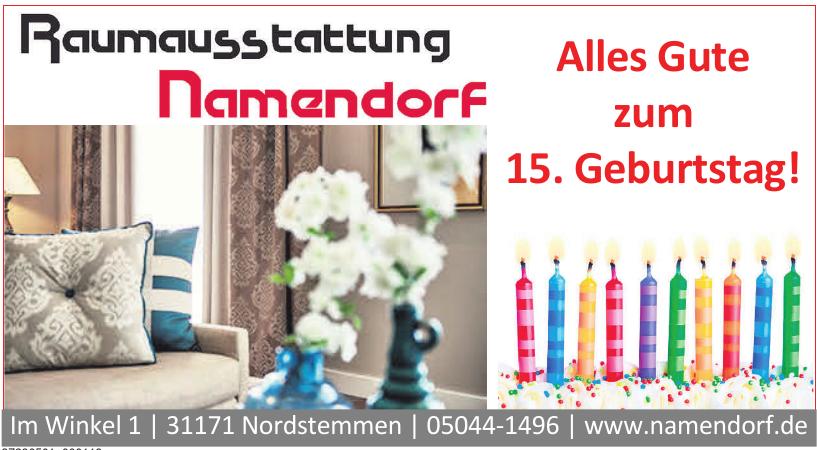 Raumausstattung Namendorf