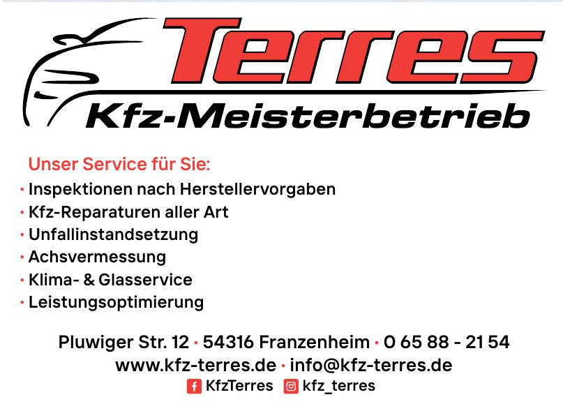 Terres Kfz-Meisterbetrieb