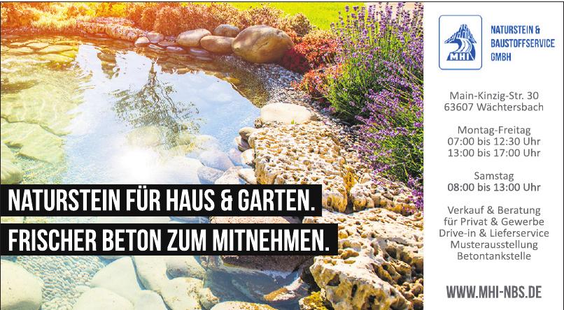Naturstein & Baustoffservice GmbH