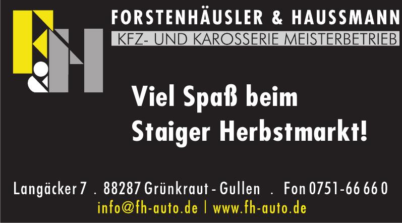 FH Kfz- und Karosserie Meisterbetrieb