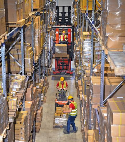 Torello sees itself as a 360-degree provider of logistics services throughout Europe.