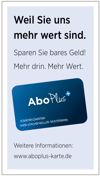 AboPlus