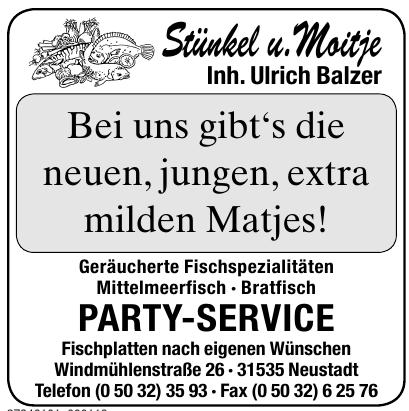 Stünkel u. Moitje Inh. Ulrich Balzer