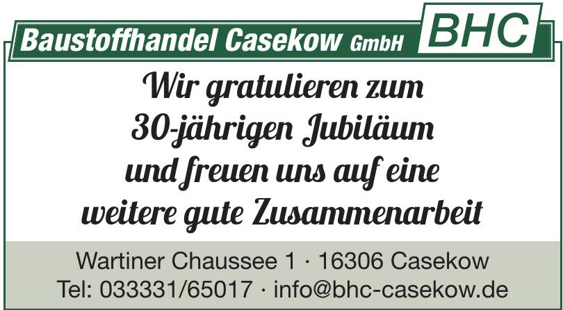 Baustoffhandel Casekow GmbH