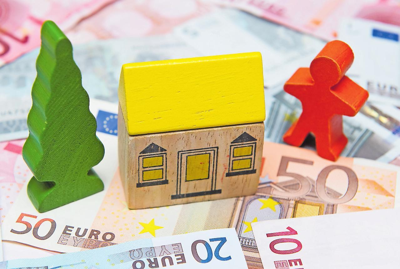 Eine gute Möglichkeit, den Haus- oder Wohnungskauf solide zu finanzieren, ist nach wie vor ein Bausparvertrag. ARCHIVFOTO: DPA