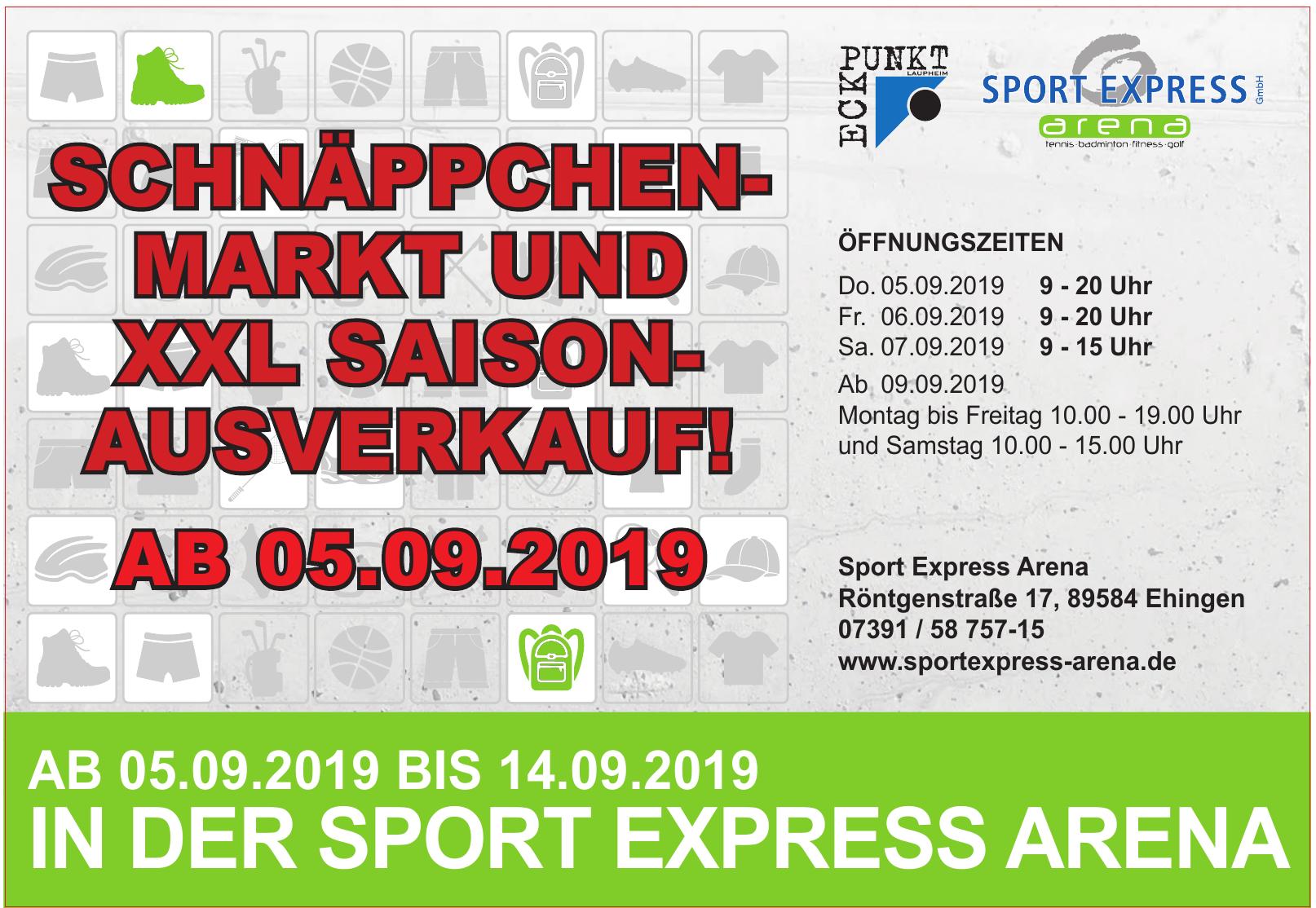 Sport Express Arena
