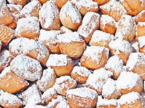Kräppelchen sind lecker. Foto: Bernswaelz/www.pixabay.com
