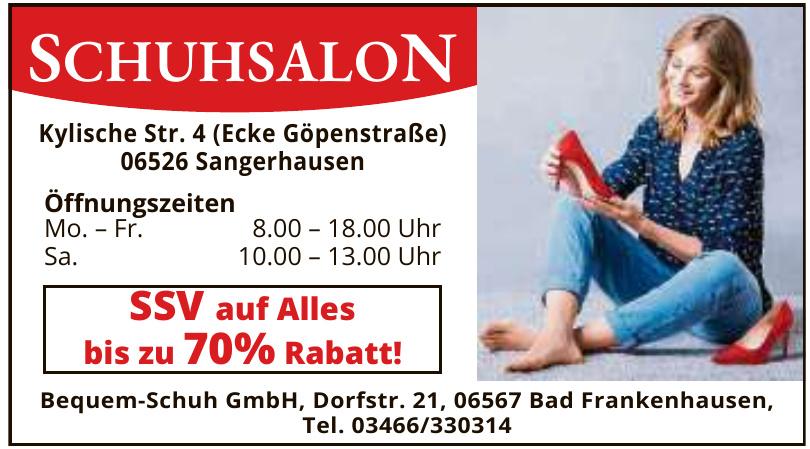Bequem-Schuh GmbH