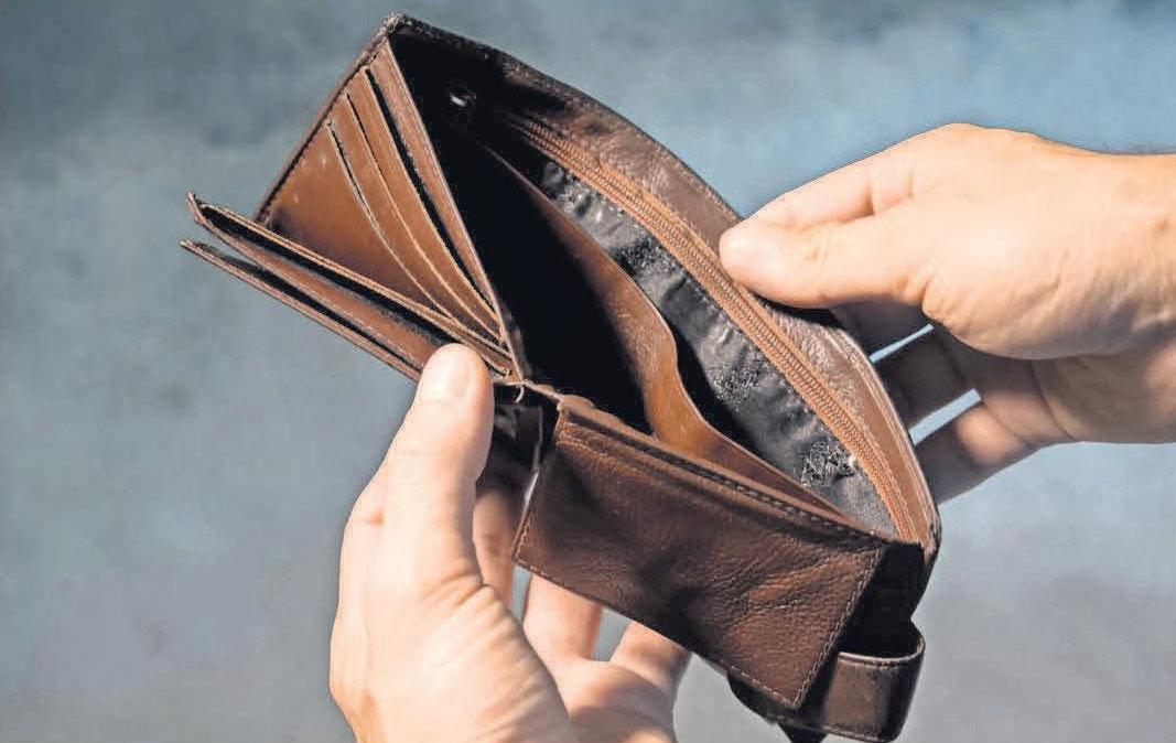 Was ist, wenn im Alter das Geld nicht reicht?