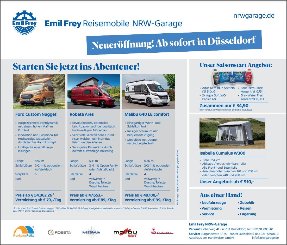 Emil Frey NRW-Garage