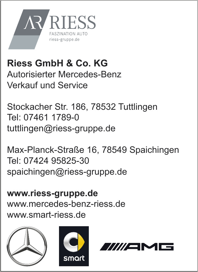 Autohaus Riess GmbH & Co. KG