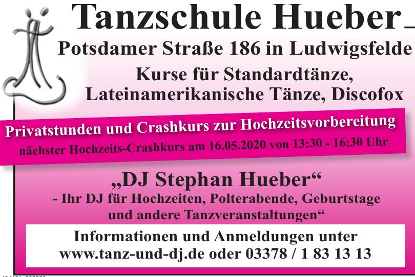 Tanzschule Hueber