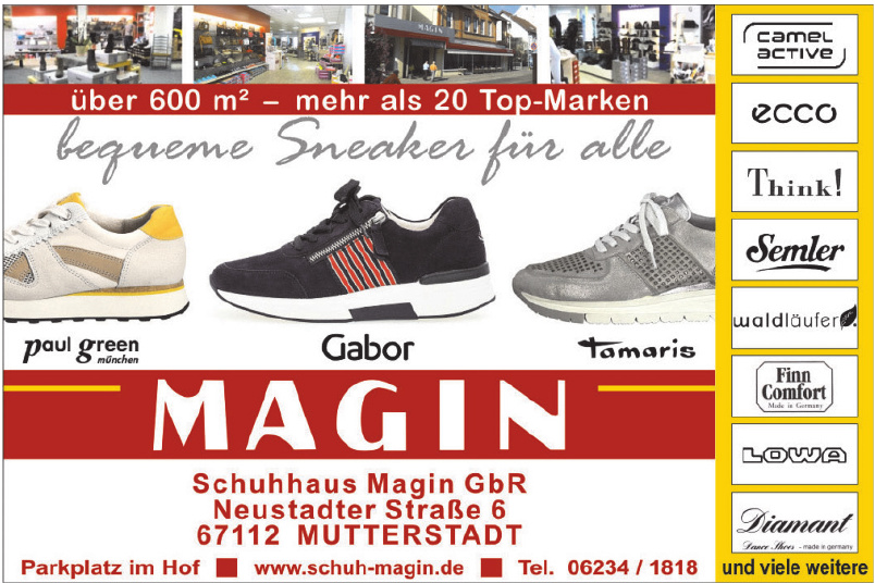 Schuhhaus Margin GbR