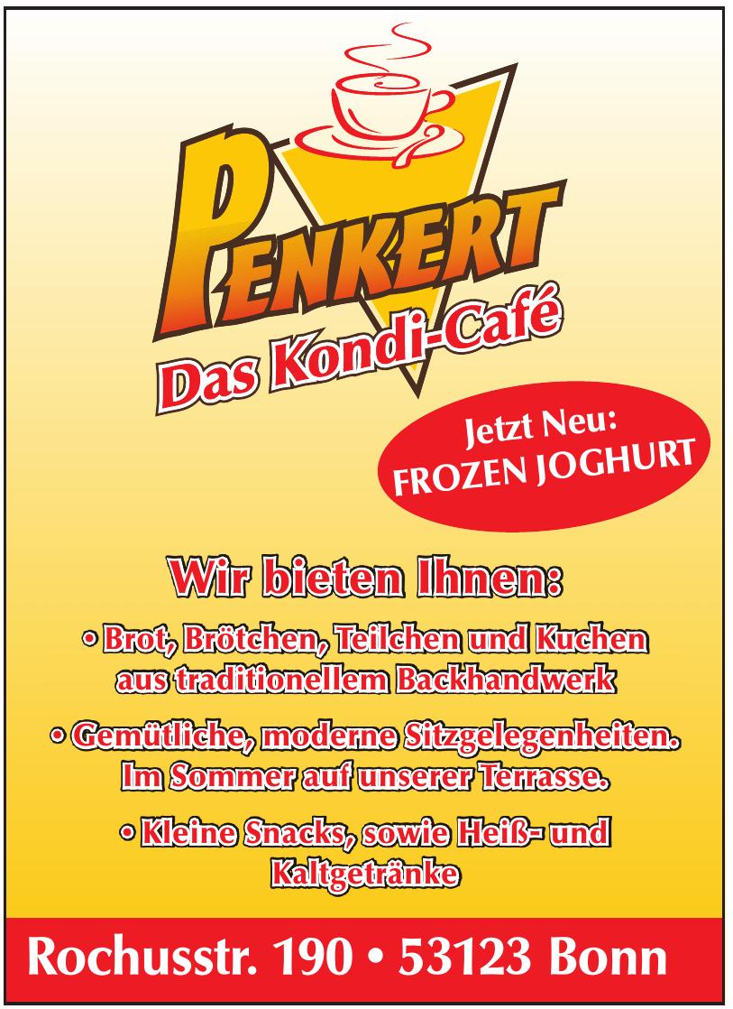 Penkert Das Kondi-Café