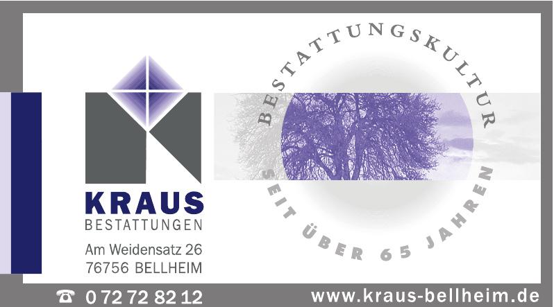 Bestattungen Kraus