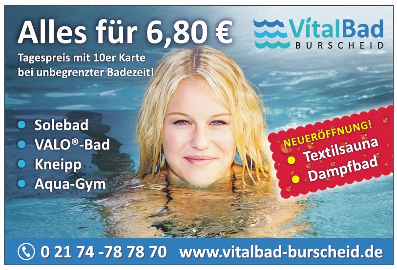 VitalBad Burscheid