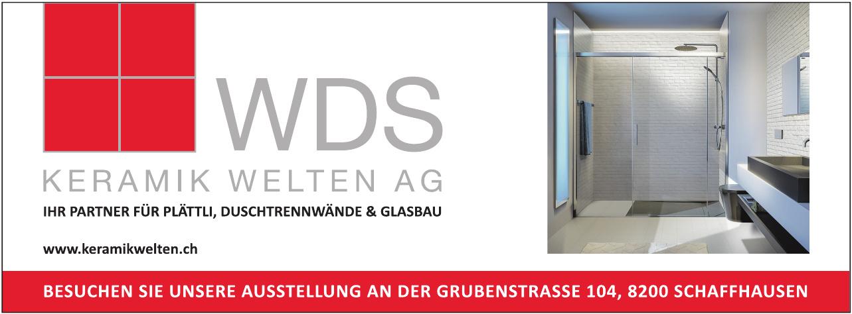 WDS Keramik Welten AG