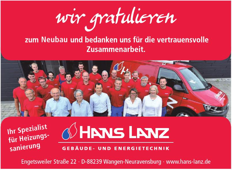 Hans Lanz