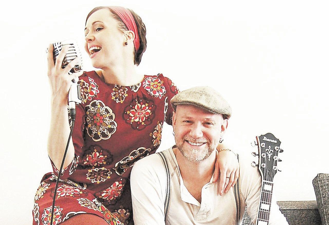 Rawsome Delights nennt sich das Duo Jennifer Weng und Eddie Arndt. Foto: Verena Gaup