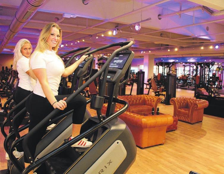 Das Team des Sports Clubs unterstützt beim systematischen Training für mehr Mobilität, Fitness und Abwehrkräfte im Winter
