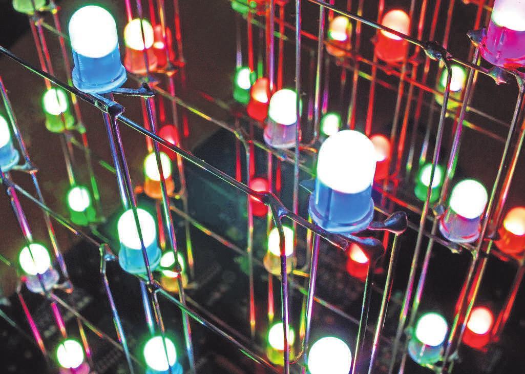 LEDs sind langlebig und effektiv. Foto: Th. Reinhardt/pixelio.de