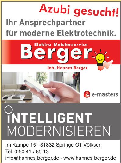 Elektro Meisterservice Berger