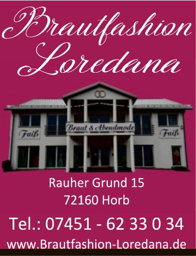 Brautfashion Loredana