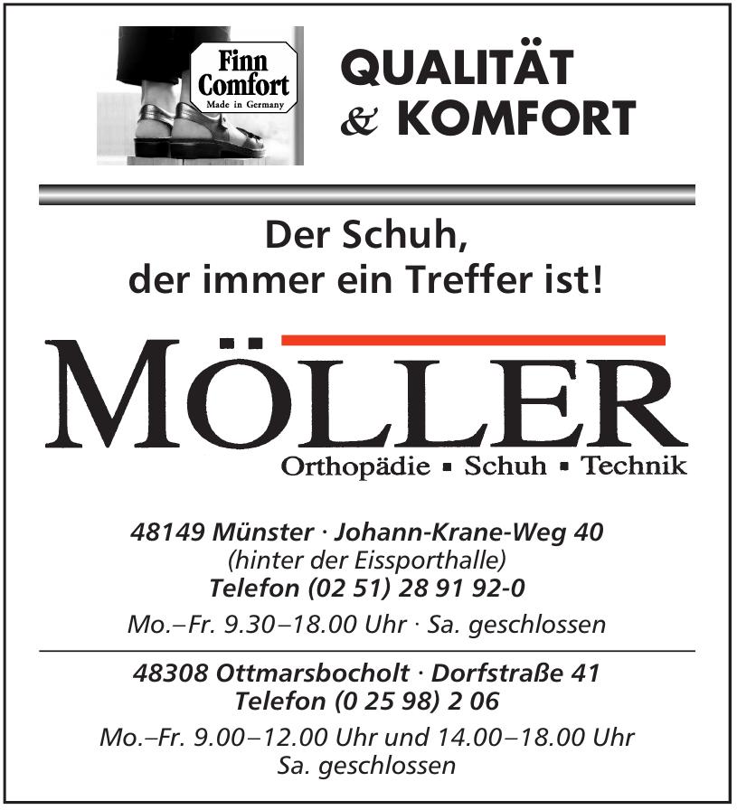 Möller Orthopädie-Schuh-Technik