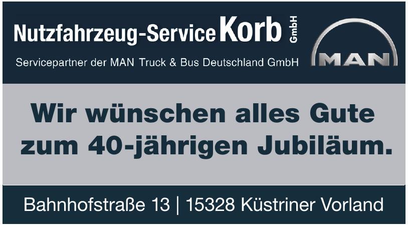 Nutzfahrzeug-Service Korb GmbH