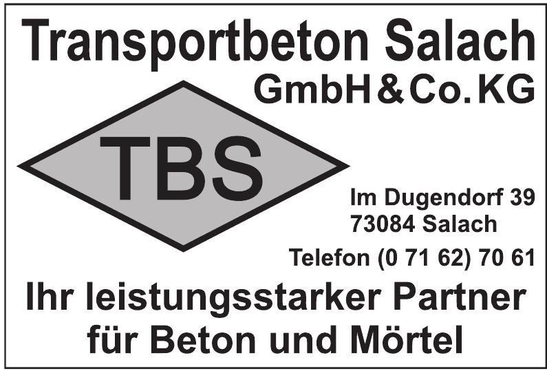 Transportbeton Salach GmbH & Co.KG
