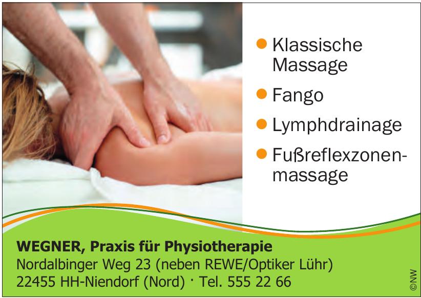 Wegner, Praxis für Physiotherapie